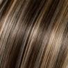 Halo Hair 16 inch 90G #4/27 Medium Brown Mix Dark Blonde
