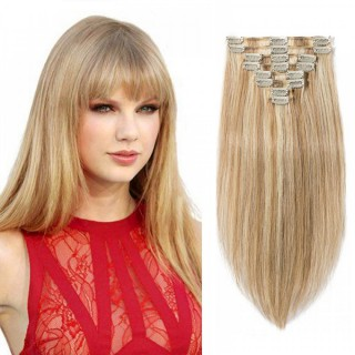 Clip In Remy Hair Extensions #12/613