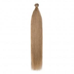 50g 0.5g/s #27 Dark Blonde Straight I-Tip Hair Extensions