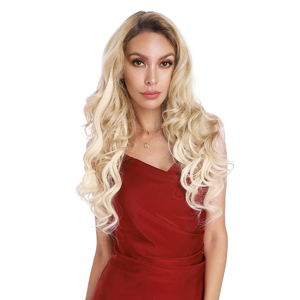 Clip in 16inch 130g #60 Platinum Blonde